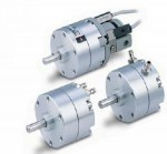 CRB2 Rotary Actuator: Vane Style