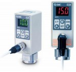 ISE75_75H Digital Pressure Switch for Fluids