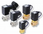 VCB Direct Operated 2 Port Solenoid Valve For Heated Water