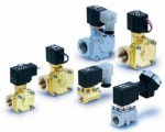 VXD 2 Port Solenoid Valve for Air Gas Water and Oil