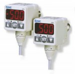 ZSE50F_ISE50 Digital Pressure Switch for Fluids
